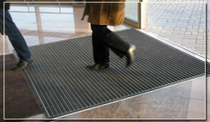 грязеочищающие модульные покрытия